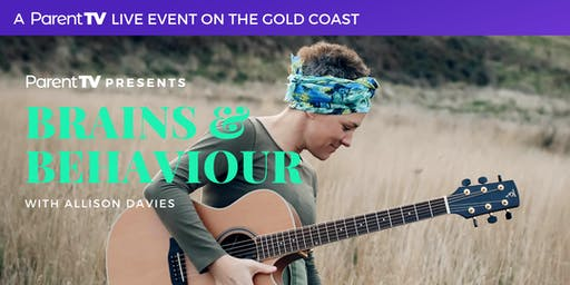 Brains & Behaviour with Allison Davies - Gold Coast