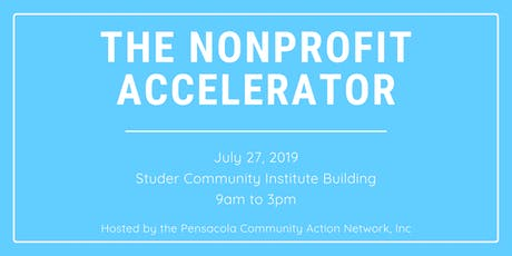 The Nonprofit Accelerator tickets