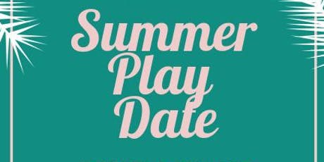 Summer MnM's Play Date tickets