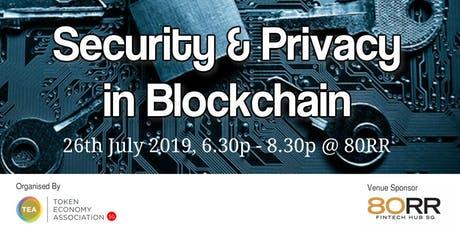 Security and Privacy in Blockchain tickets