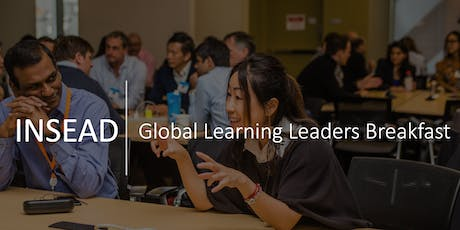 INSEAD Global Learning Leaders Breakfast in NYC tickets