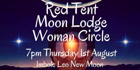 August Imbolc Red Tent Moon Lodge Woman Circle tickets