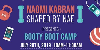 Naomi's BOOTY BOOT CAMP