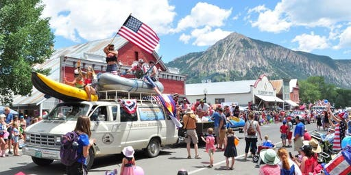 Fourth of July 2020, Crested Butte, Colorado
