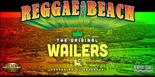 Merchandise Vendor - The Original Wailers 8.10.19