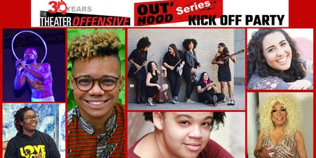 OUT'hood Series Kick Off Party tickets
