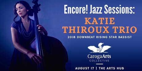 Katie Thiroux Trio tickets