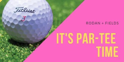 It's Par-Tee Time: R+F Business Opportunity featuring RFX Circle Hannah Fisher