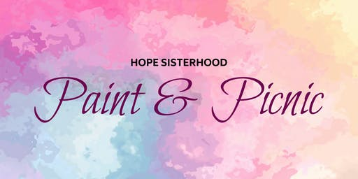 Hope Sisterhood Paint & Picnic