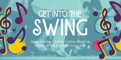 Learn to Swing Dance!