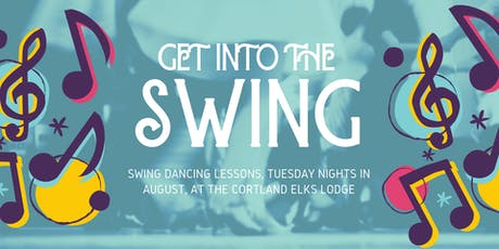 Learn to Swing Dance!  tickets