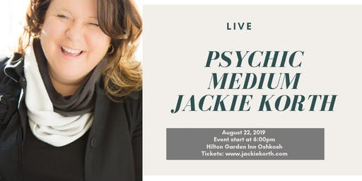 Evening with Psychic Medium Jackie Korth