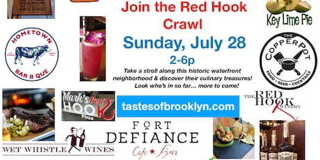 Red Hook Food and Drink Crawl  tickets