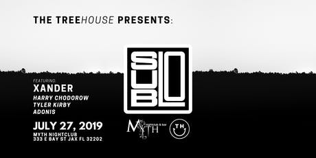 TreeHOUSE Presents: SUB-LO at Myth | 07.27.19 tickets