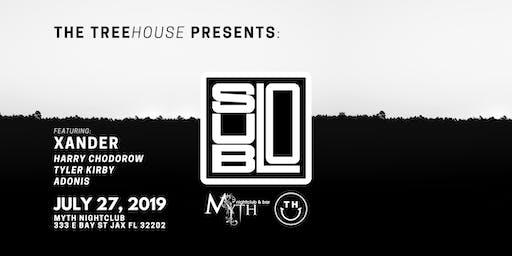 TreeHOUSE Presents: SUB-LO at Myth | 07.27.19