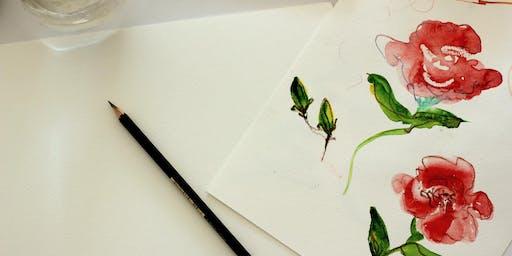 Absolute Beginners' Watercolour