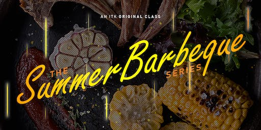 Burgers - The Summer Barbecue Series Cooking Classes