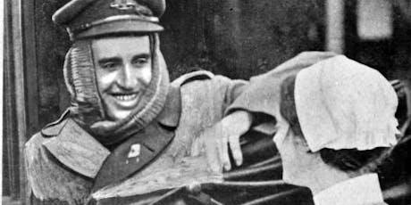 War Studies Seminar: Trauma and resilience among First World War veterans tickets