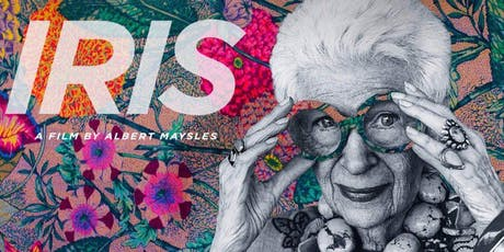 Iris- Kanopy documentry screening tickets