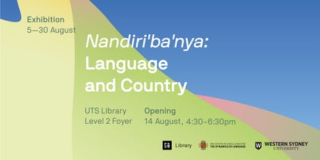 Nandiri'ba'nya: Language and Country tickets