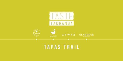 Taste Tauranga Tapas Trail - Tuesday