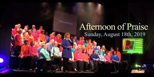 Afternoon of Praise 2019
