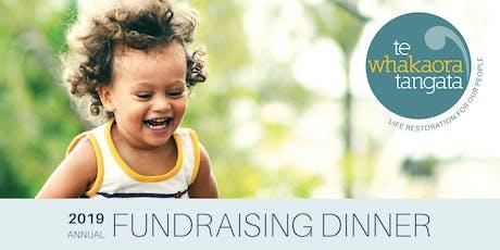 Te Whakaora 2019 Annual Fundraising Dinner tickets
