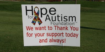 9th Annual Hope for Autism Golf
