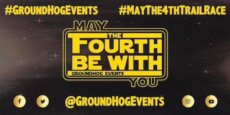 3rd Annual May The 4th Be With You Race tickets