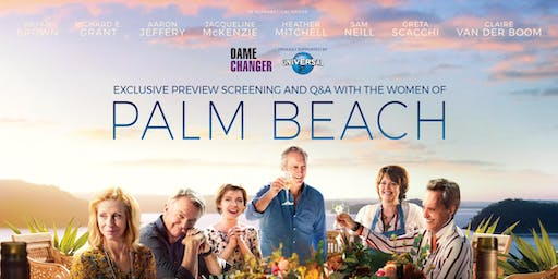 The Women of Palm Beach: Panel Discussion & Advanced Preview Screening