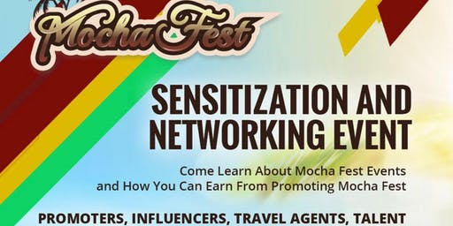 Promoters, Travel Agents, Influencers, Event Planners Networking Mixer Hosted By MochaFestParties.com