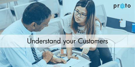 Proto: Understand Your Customers tickets