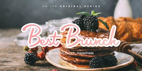 Pancakes & Waffles - Best Brunch Series tickets