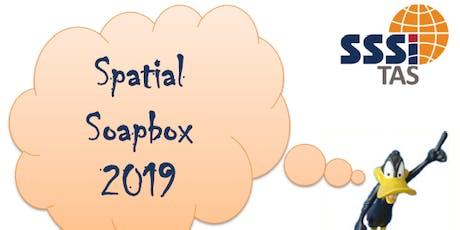 SSSI TAS Social Spatial Soapbox tickets