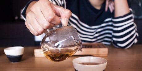 Green Tea: A Comparative Tasting tickets