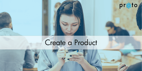 Proto: Create a Product tickets