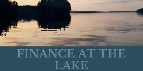 Finance at the Lake: Lunch Seminar Series (Lake Martin, Alabama) tickets
