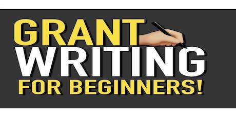Free Grant Writing Classes - Grant Writing For Beginners - Salt Lake, Utah tickets