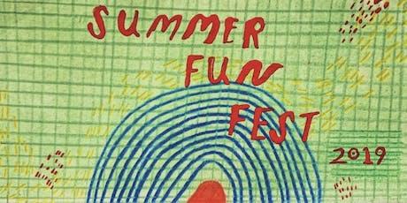 SUMMER FUN FEST tickets