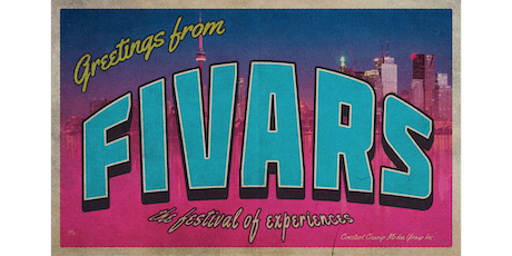 FIVARS 2019 Festival of Intl Virtual Reality & Augmented Reality Stories tickets