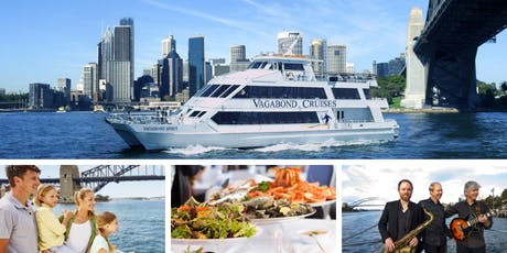 Father's Day Sydney Harbour Lunch Cruise tickets