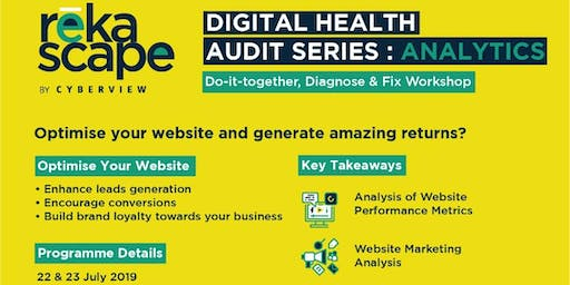 Digital Health Audit: Analytics