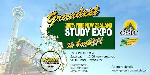 GRANDEST New Zealand Study Expo