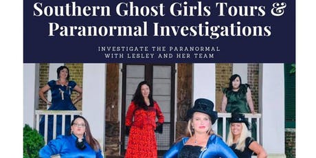 Paranormal Investigation Tour  tickets