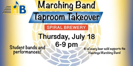 Marching Band Taproom Takeover at Spiral Brewery tickets