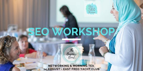 Networking and SEO workshop  - The Business Bond tickets