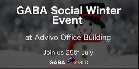 GABA Social Winter Event tickets