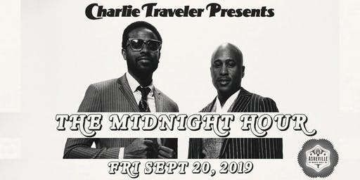 CHARLIE TRAVELER PRESENTS: The Midnight Hour ft. Ali Shaheed Muhammad (of A Tribe Called Quest) & Adrian Younge