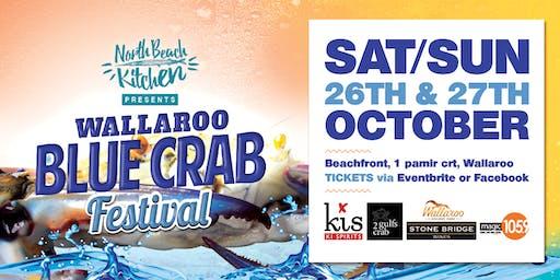 Wallaroo Blue Crab Festival: Session 1 {no crab}