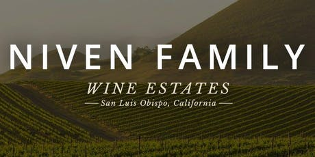 Wine Tasting with Niven Family Wine Estates tickets